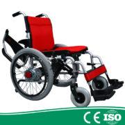 Cofoe Compétitifs prix et de haute qualité matériel Médical puissance Pliage Portable électrique Fauteuil Roulant 2