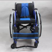 Foshan fauteuil roulant FS723LQF1 Loisirs SPORT Manuel fauteuils roulants pour les personnes handicapées et les personnes âgées NOUVEAU 1